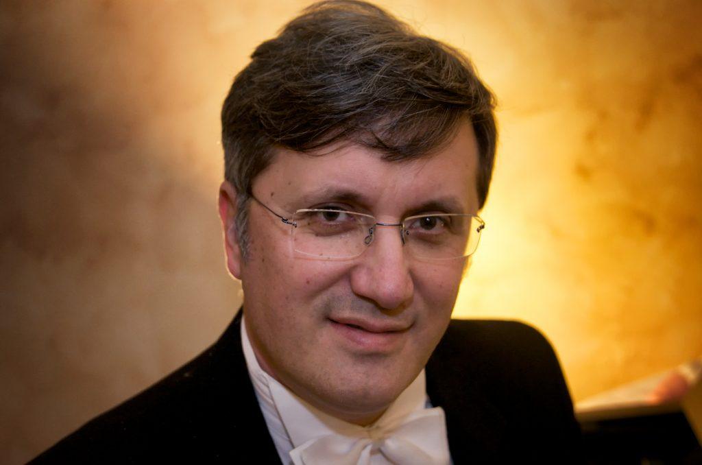 Americo Caretti Conductor